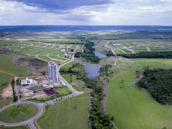 Alphaville Brasilia - Foto Aérea