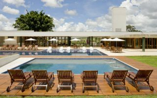 Residencial 1 - Clube